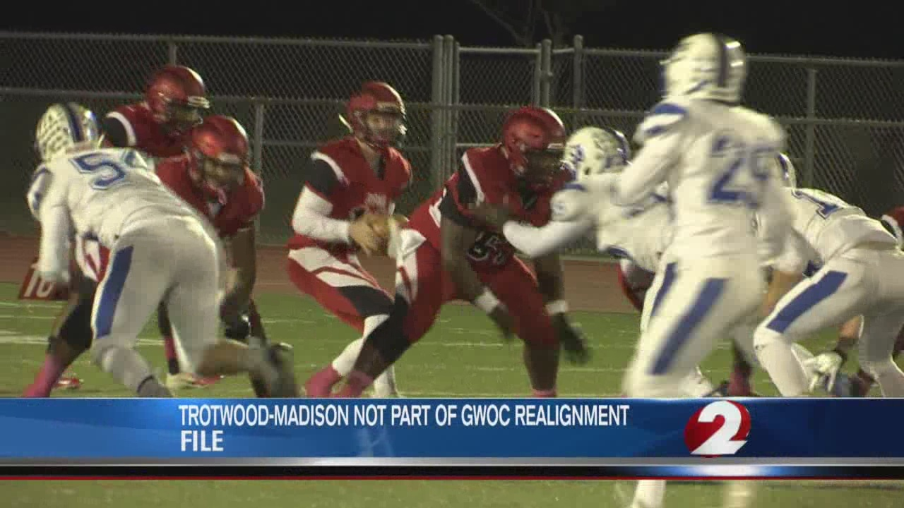 Trotwood Madison out of GWOC