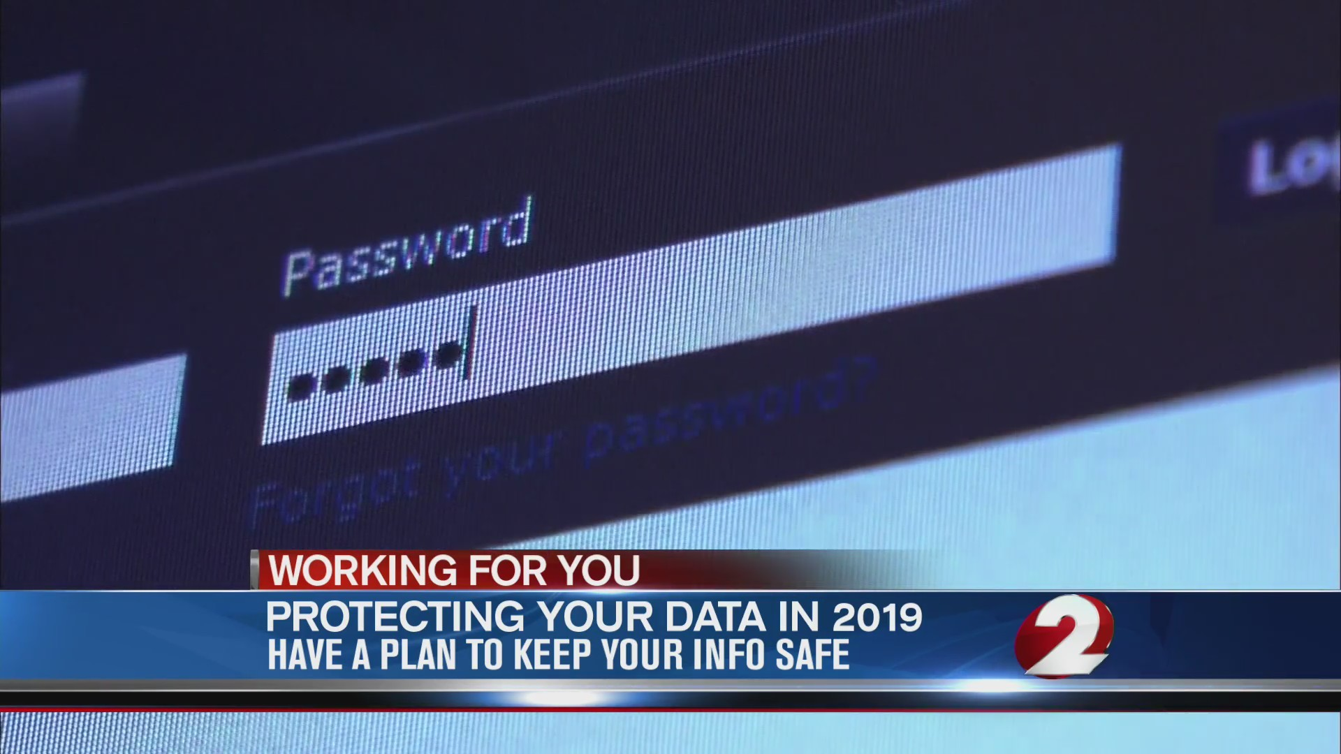 Protecting your data in 2019