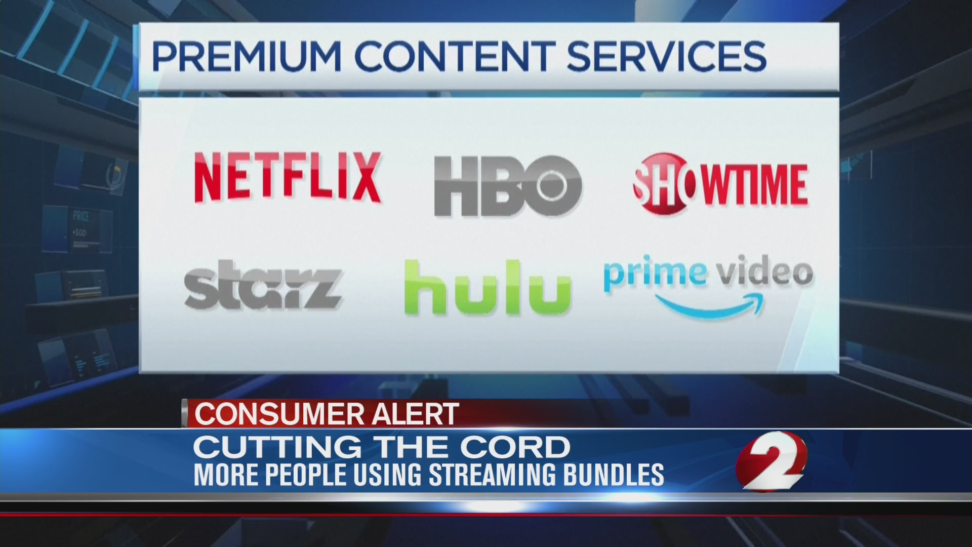 More people using streaming bundles