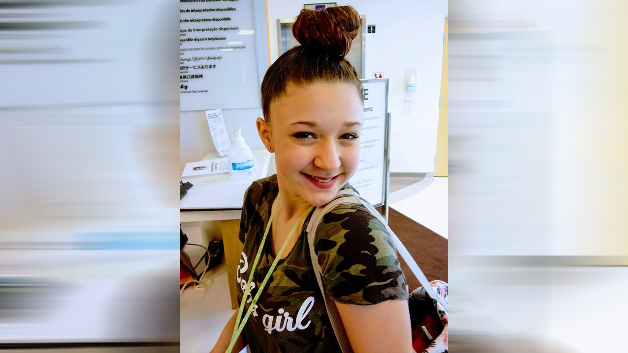 Girl, 13, disappears on the way to Dublin middle school bus stop