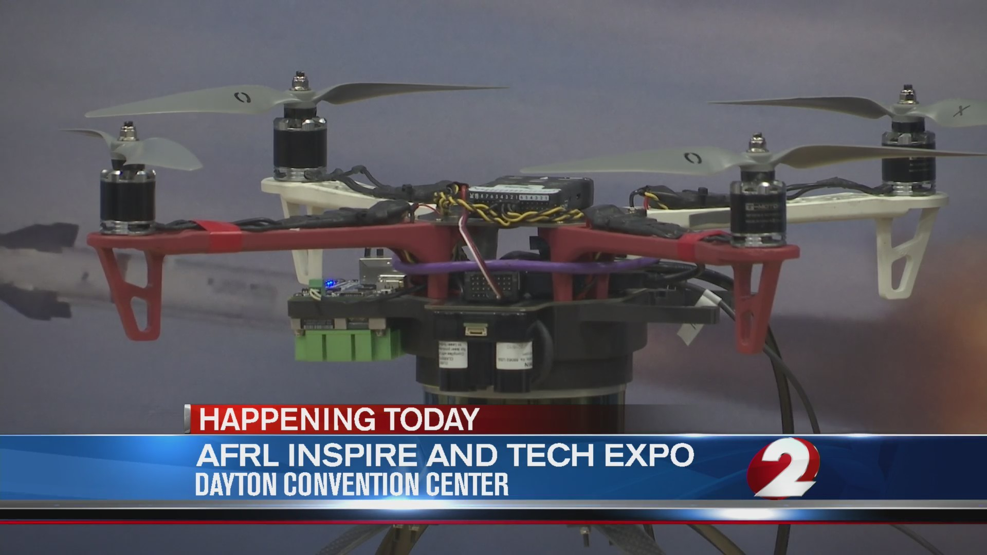 AFRL Inspire and Tech Expo