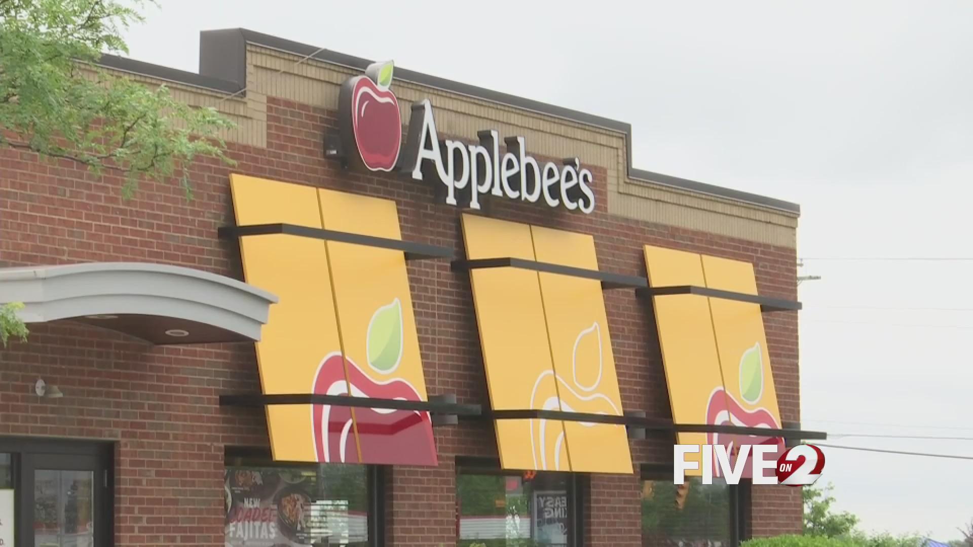6-17 Richmond Tornado Applebees