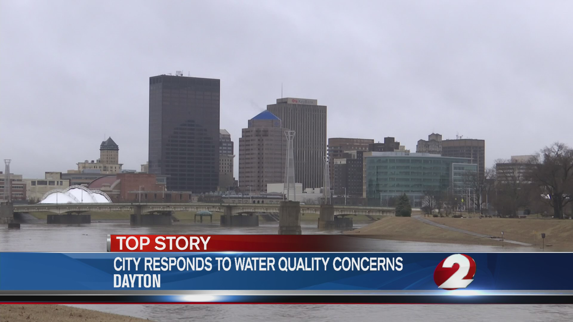 Dayton officials respond to water quality concerns