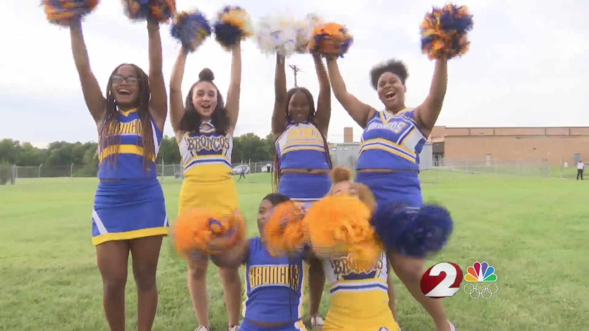 8-30 Cheerleaders of the Week- Jefferson Twp