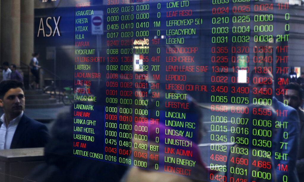 Australia Financial Markets