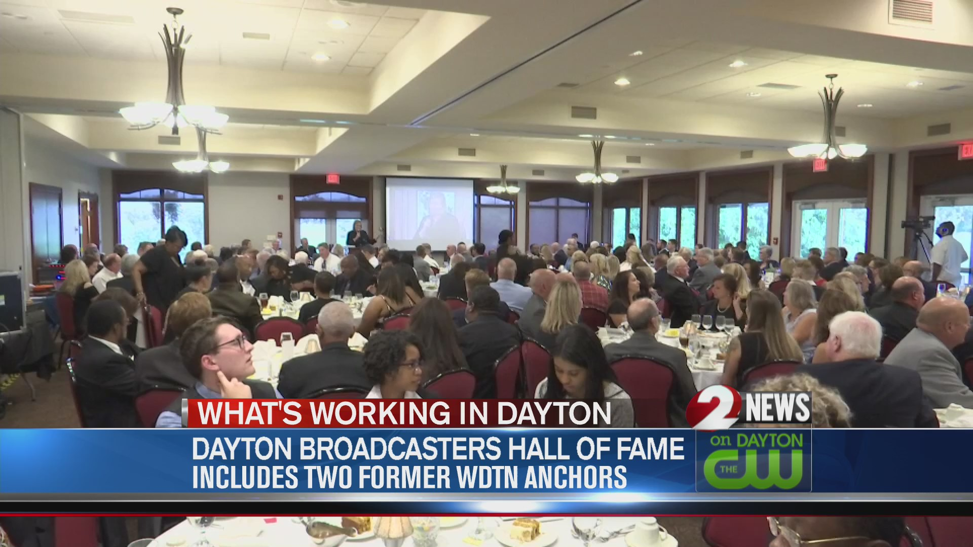 Dayton broadcasters hall of fame