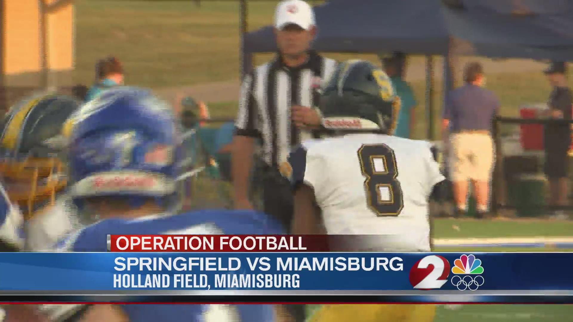 Springfield at Miamisburg