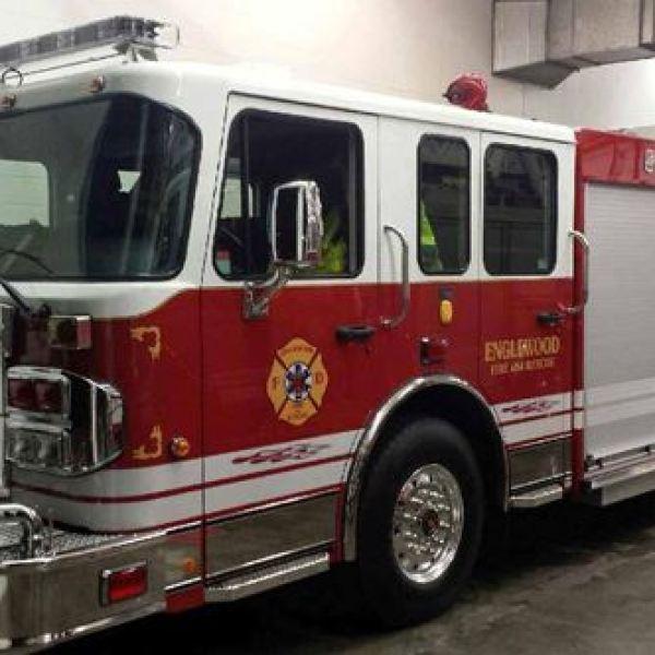 Englewood fire engine