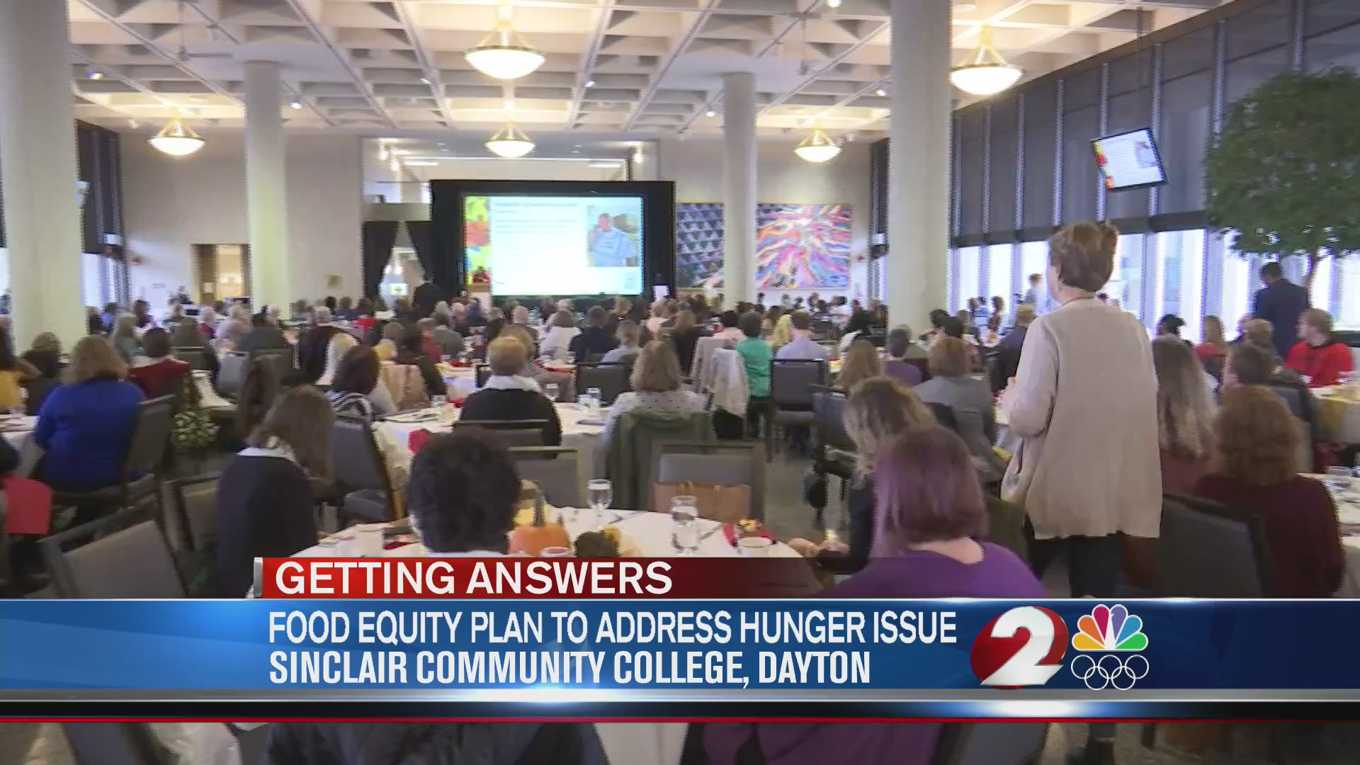 Food equity plan to address hunger issue