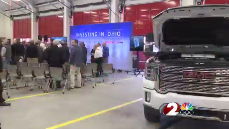 GM invests in Brookville manufacturing plant
