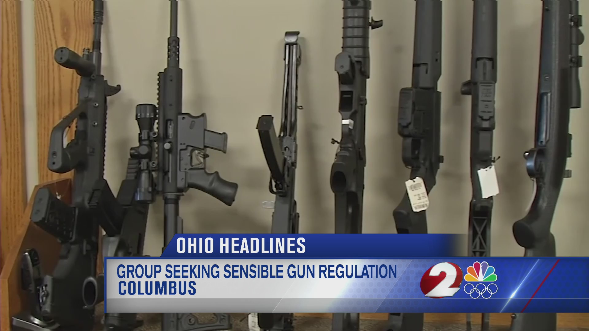 Group seeking sensible gun regulation