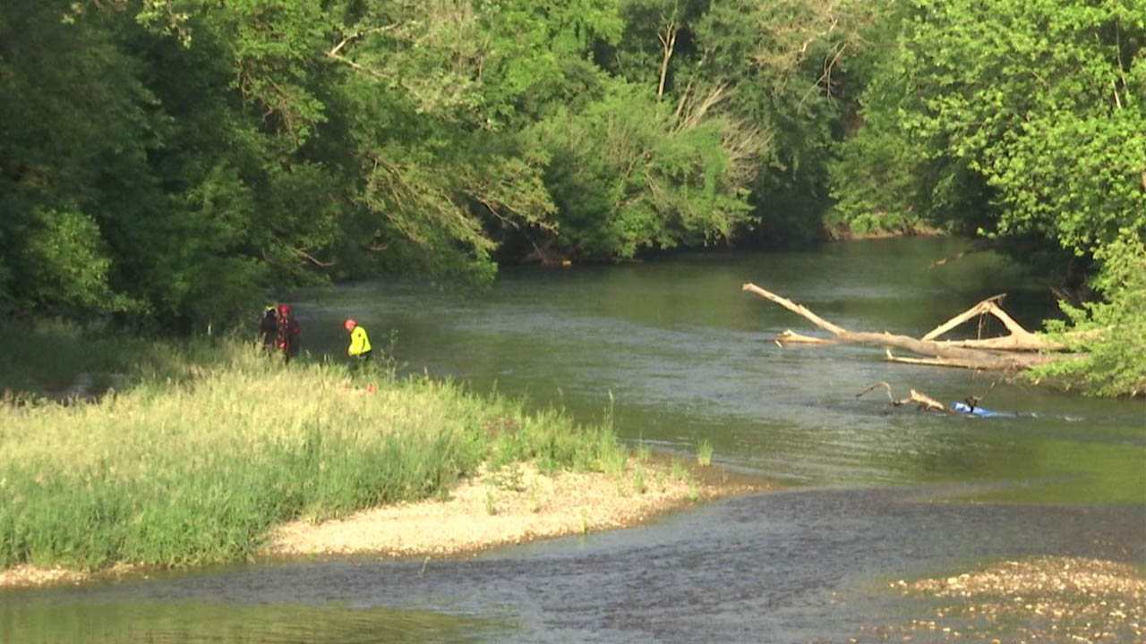 Mad River water rescue snapshot