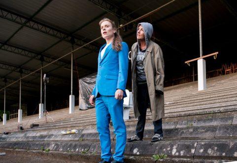 Jip Siebenheller en Heleen Hendriks