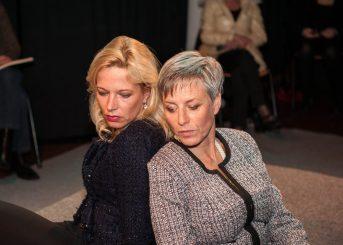 Tessa Kingma en Marieke Griffioen