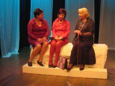 Ine Wiebenga, Monique Hamers en Sue Leusen