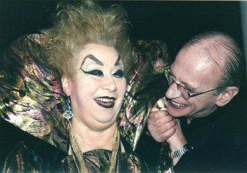 Sue Leusen en Geert Cazemier
