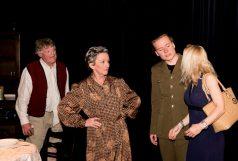 Lambert van Gils, Heleen Hendriks, Jip Siebenheller en Tessa Kingma