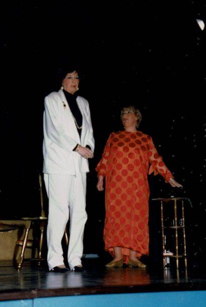 Elske Riemer en Sue Leusen