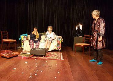 Marnix Rosbach, Els Ausema en Marieke Griffioen