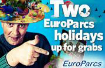 Win a Europarcs holiday at Mecca Bingo