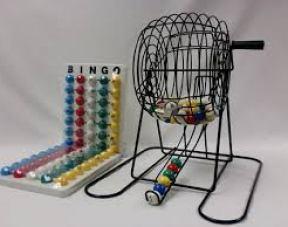 Traditional bingo draw