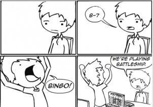 Battleship and Bingo Games
