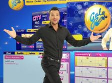 Peter Andre in Gala Bingo campaign