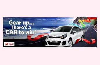 mecca win a car