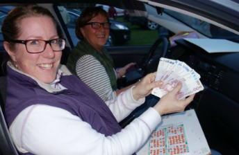 swedes bingo in cars