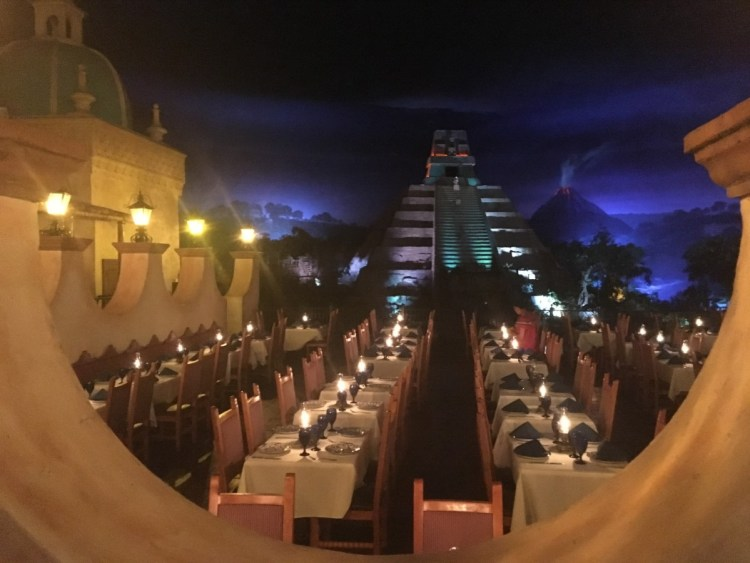 Beginners Guide Table Service Restaurants In EPCOT - Epcot table service
