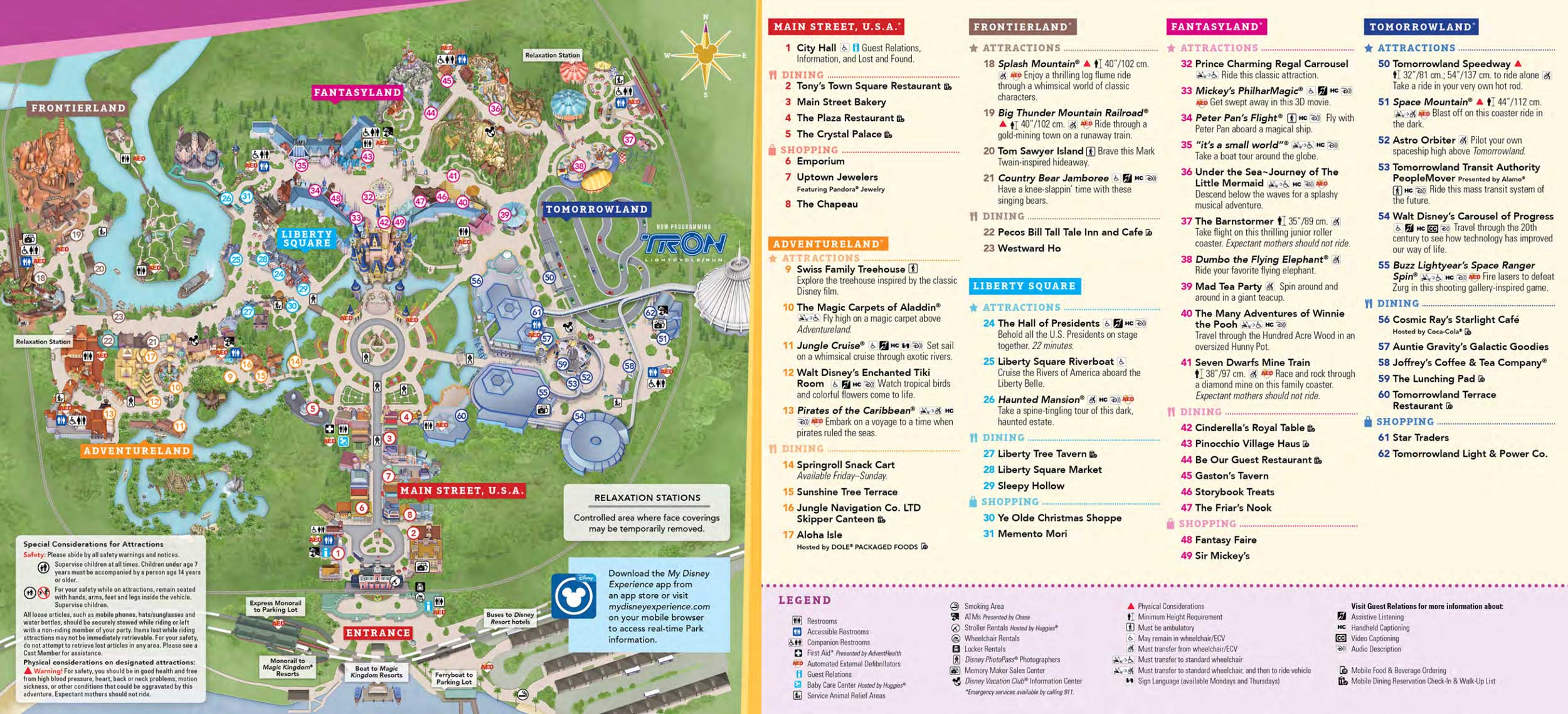It is an image of Fabulous Printable Maps of Disney World Parks