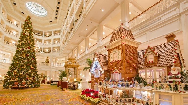 Festive Holiday Cheer Coming To Walt Disney World Resort