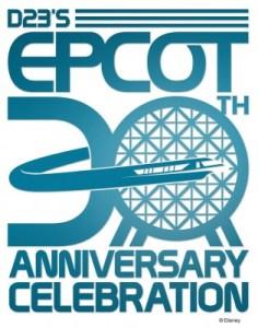 D23Epcot30th-Logo