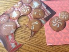3 C Gingerbread Recipe Page FC