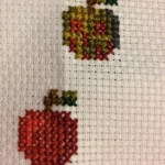 11 D FC WDW Radio Stitched Embellishments Using Disney PIXELD Cross Stitch Final