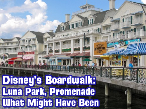 disney-boardwalk-luna-park-noahs-ark