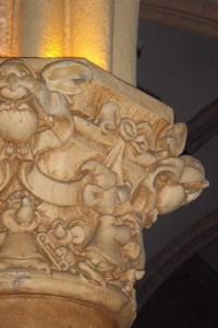 Mouse Castle Pillar