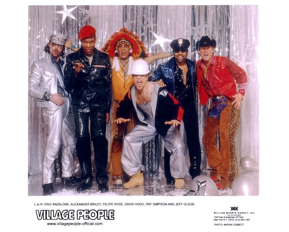 Village People - Disney World