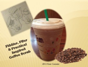 PPDC Fiddler Fifer and Practical Inspired Coffee Scrub