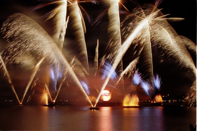 IllumiNations: Reflections of Earth - copyright Disney