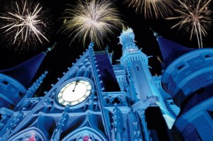 new year castle