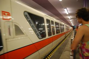 Walt Disney World transportation Monorail