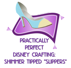 "Shimmer Tipped ""Slippers"" 1"