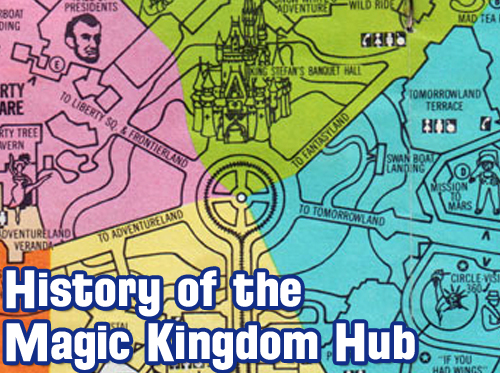 Show 357 history of the magic kingdom hub in walt disney world history of magic kingdom hub walt disney world gumiabroncs Image collections