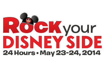 rock your disney side 2014 logo