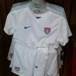 Kid's USA Soccer Uniform
