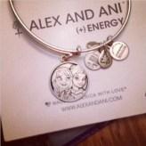 Alex and Ani Frozen Bracelet