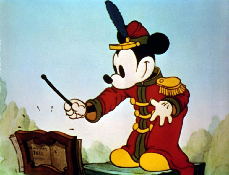 Disney logo with fanfare music - 1 8