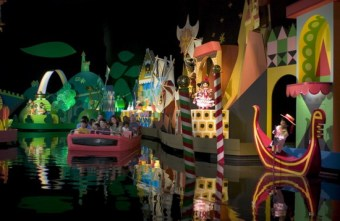 small world - disney