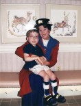 First rip to WDW Oct 2003 Mary Poppins of course!